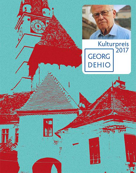 Kirchturm und Kirchenburg in Mediasch/Mediaş | Paul Philippi
