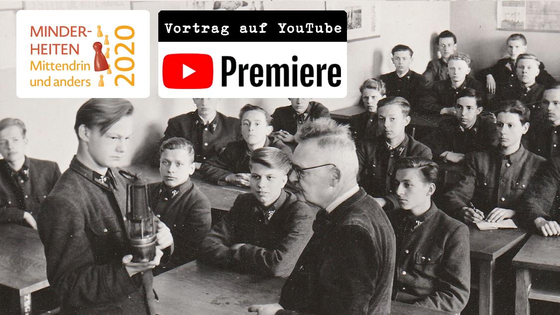 Youtube Premiere Fremd In Der Heimat Veranstaltungen De