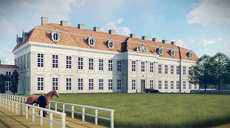 Schloss Friedrichstein – Eine virtuelle Rekonstruktion