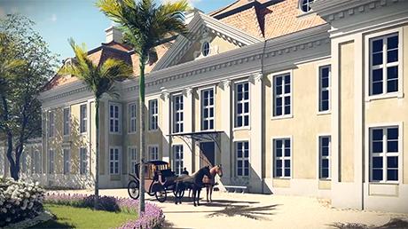 Schloss Schlodien – Eine virtuelle Rekonstruktion
