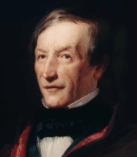 Peter Joseph Lenné. Portrait von Karl Begas d. Ä. aus dem Jahre 1850