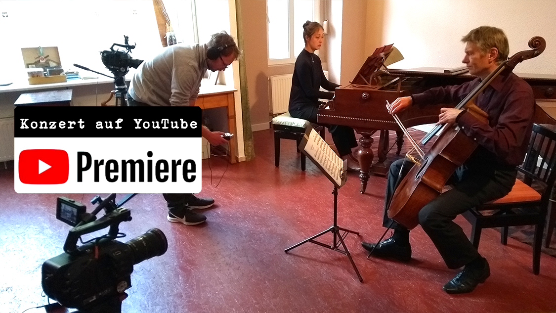 YouTube-Premiere: Wunderkammerkonzert - Events