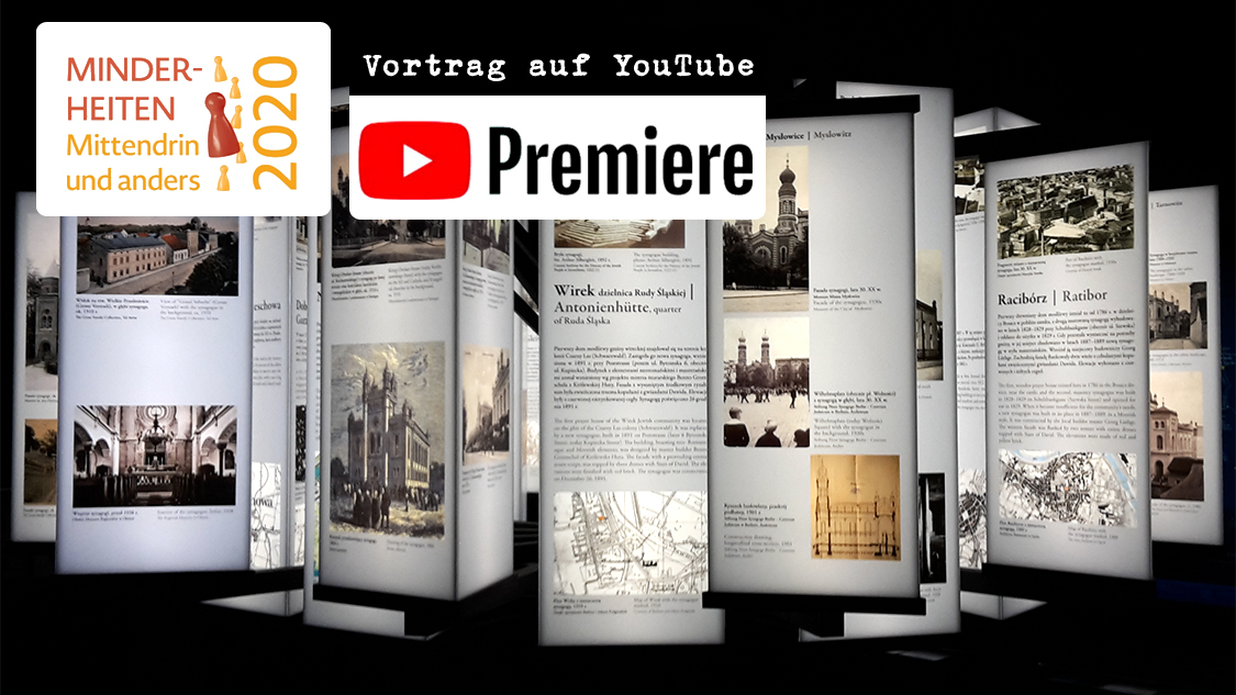 YouTube-Premiere: Jude? Pole? Deutscher? Oberschlesier? - Events