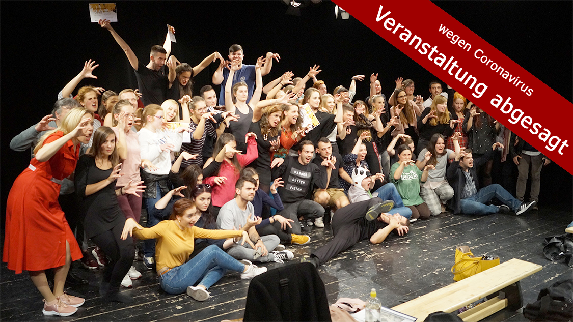ABGESAGT: Internationales deutsches Studententheatertreffen in Novi Sad - Events